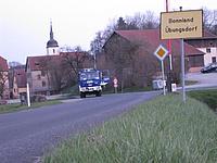 Bonnland-Übung 2010